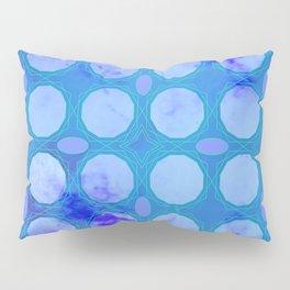 Pattern 3 Blue Pillow Sham