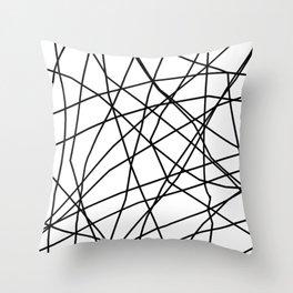 paucina v.3 Throw Pillow