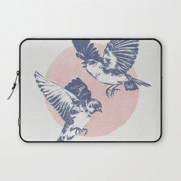 Sparrows II Laptop Sleeve