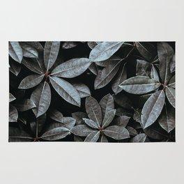 Leaves by Annie Spratt Rug