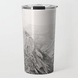 Yosemite Beauty (b&w)  Travel Mug