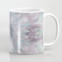 Lavender swirl pattern Coffee Mug