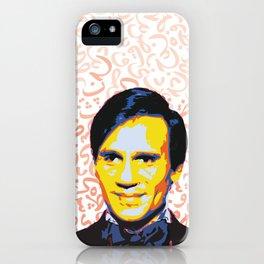 Abdel Halim iPhone Case