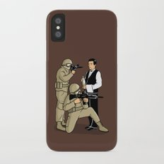 Serving in the Army Slim Case iPhone X