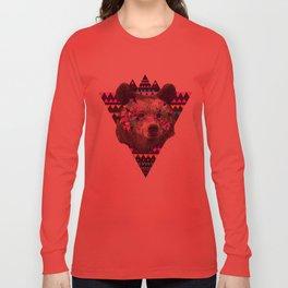 Piñata BEAR  Long Sleeve T-shirt