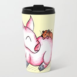 Piggies Travel Mug
