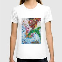 thailand T-shirts featuring Places Series - Thailand by JupiterInLove
