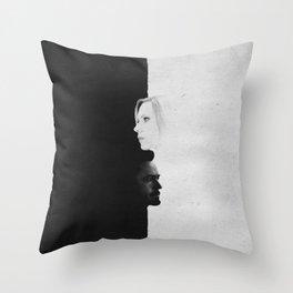 Tony & Nat | Split Throw Pillow