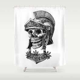 I'm a soldier Shower Curtain
