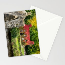 Autumn Cottage Stationery Cards