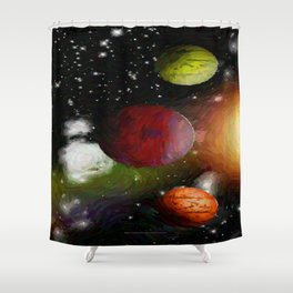 SPACE 10162013 - 052 Shower Curtain