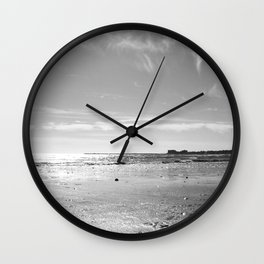Revere Beach I Wall Clock