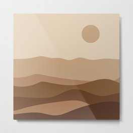 Grace of the desert Metal Print