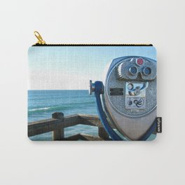 Oceanside View Carry-All Pouch