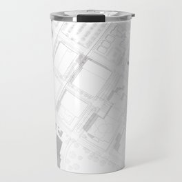Houston Museum District Travel Mug