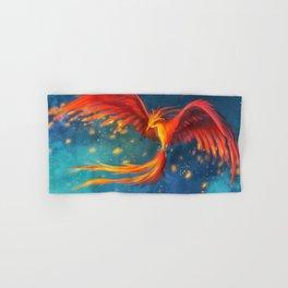 Beautiful phoenix Hand & Bath Towel