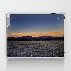 Sunset in Atacama Laptop & iPad Skin