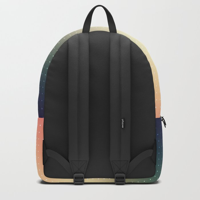 Abstract Colors Backpack