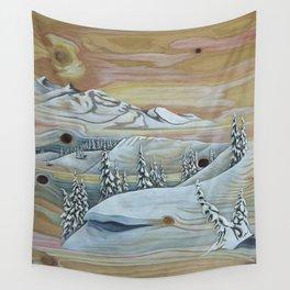 Hurricane Ridge Wall Tapestry