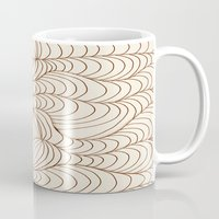 illusion Mugs featuring Illusion by Susann Mielke