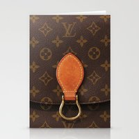 lv Stationery Cards featuring LV Style by pepion