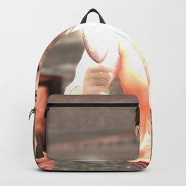 SquaRed: Smile Backpack