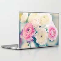 poetry Laptop & iPad Skins featuring Sweet Poetry by Lisa Argyropoulos