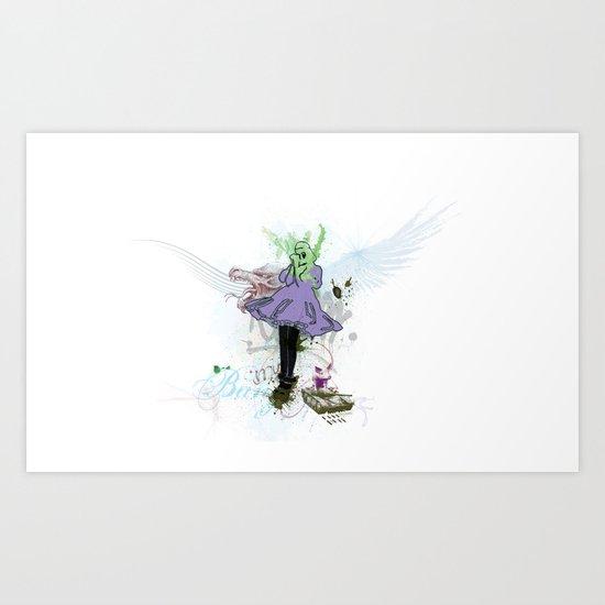 My Bang! Art Print