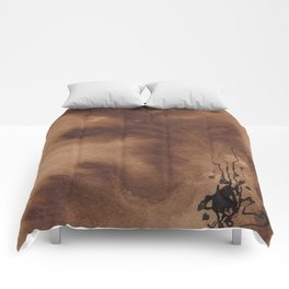 Emanation Desiccate Comforters