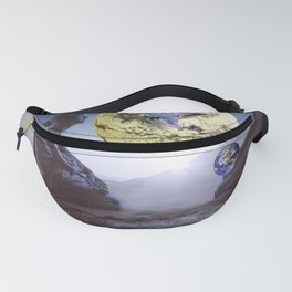 The World is in Our Hands Fanny Pack