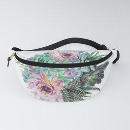 Succulent Bouquet Fanny Pack