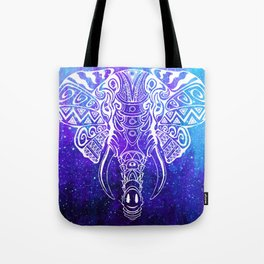 Heavenly Elephant Tote Bag