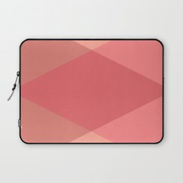 Rose Triangles Laptop Sleeve