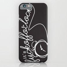 fuckoffo'clock iPhone 6s Slim Case