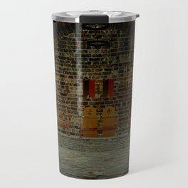 Medival Tavern Travel Mug