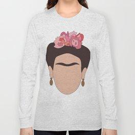 Fierce Frida Long Sleeve T-shirt