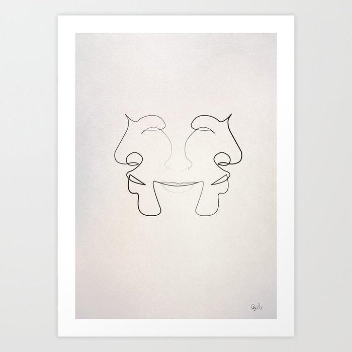 Remo Art Print