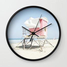 Tower 6 Wall Clock