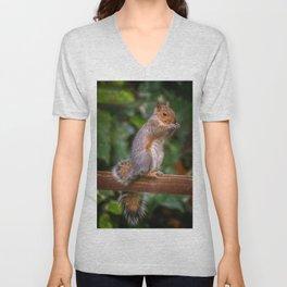 Cyril the Squirrel Unisex V-Neck