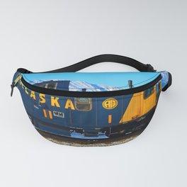 Caboose - Alaska Train Fanny Pack