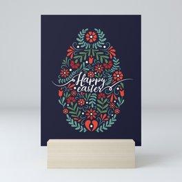 Happy Easter Mini Art Print