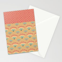 Happy suitcase Stationery Cards