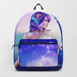 Pisces OC - 12 Zodiac Ladies Backpack