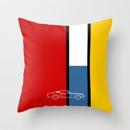 Bullitt Throw Pillow