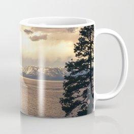 Changing Seasons at Lake Tahoe Coffee Mug
