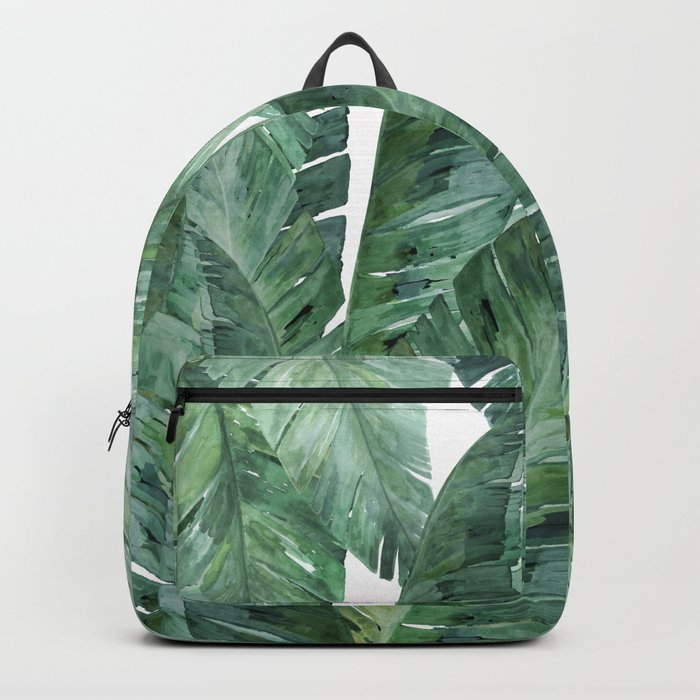 Colorful Jungle.#society6 #decor #buyart Backpack