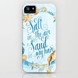 Sea & Ocean #5 iPhone Case