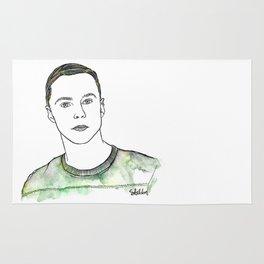 Sheldon Cooper Rug