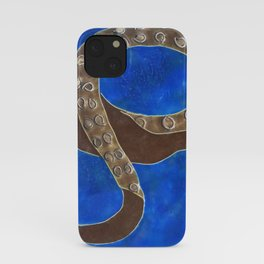 Creature of Water (the tentacle) iPhone Case