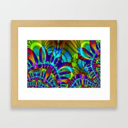 F r E e  F o R m Framed Art Print